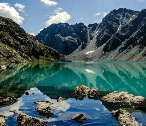 Ala Kul See Kirgistan