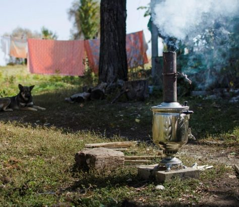 Tee Hund Samowar Kirgistan