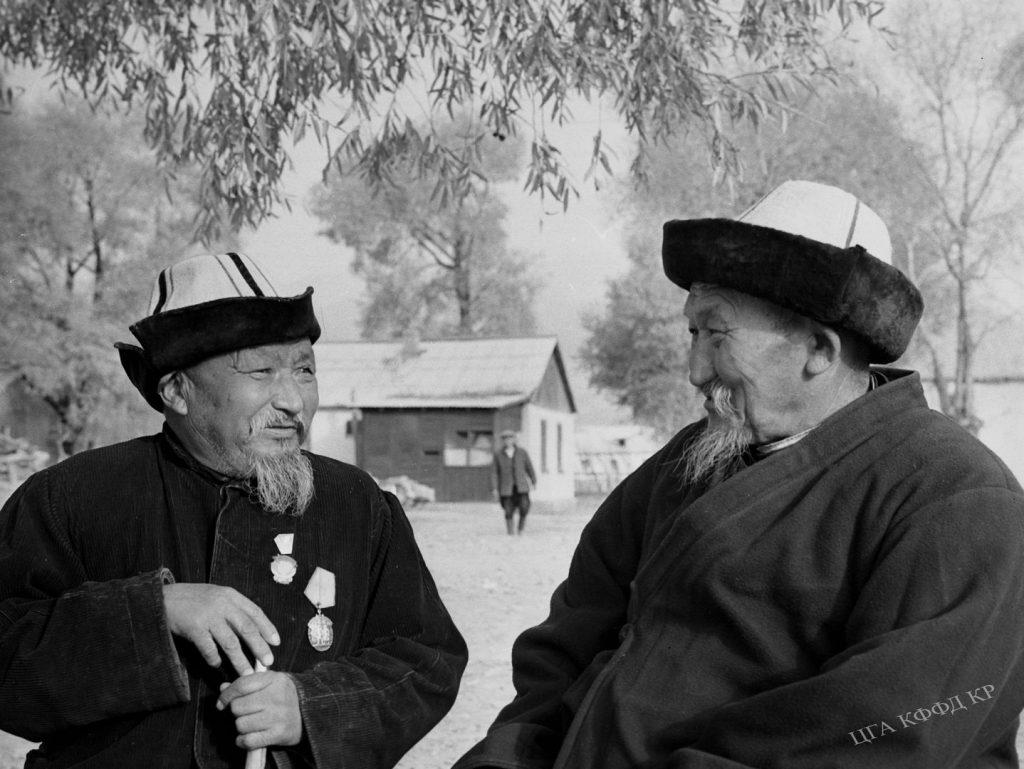 Altkommunisten Kommunisten Basmatschi Sowjetunion