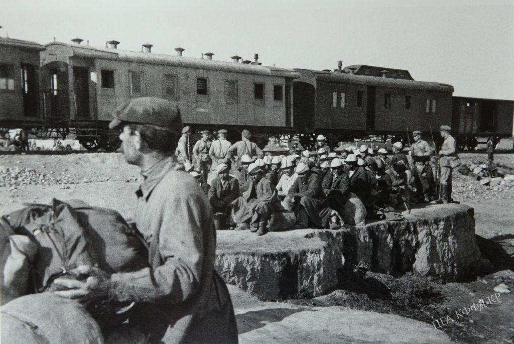 Basmatschi Bewegung Rote Armee Russischer Bürgerkrieg