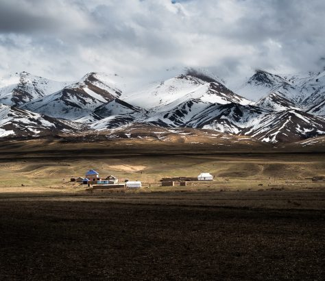 Song Köl Songkölsee Kirgistan