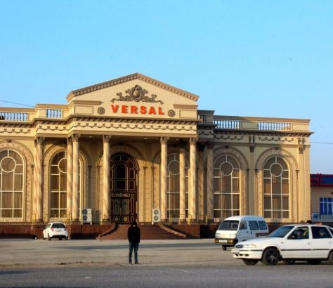 Versailles Usbekistan Karschi Kaschkadarja