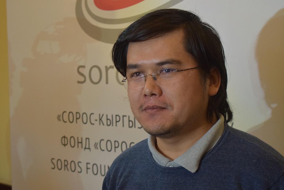 Übersetzer Wikipedia auf Kirgisisch