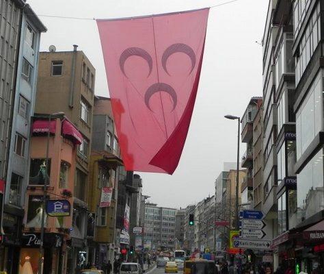 MHP Banner Zeytinburnu Istanbul