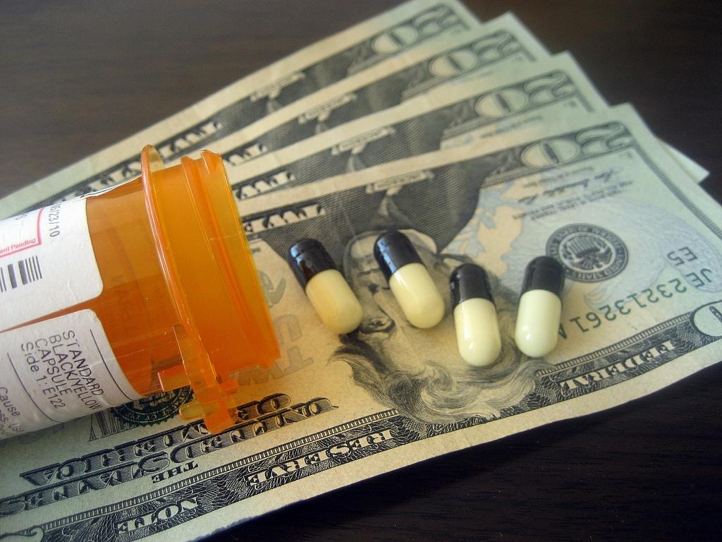 Drogen und Geld