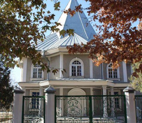 Protestantismus Usbekistan Nawoi Kirche Religion