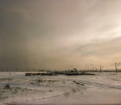Astana, Außenbezirke, Armut, Kasachstan
