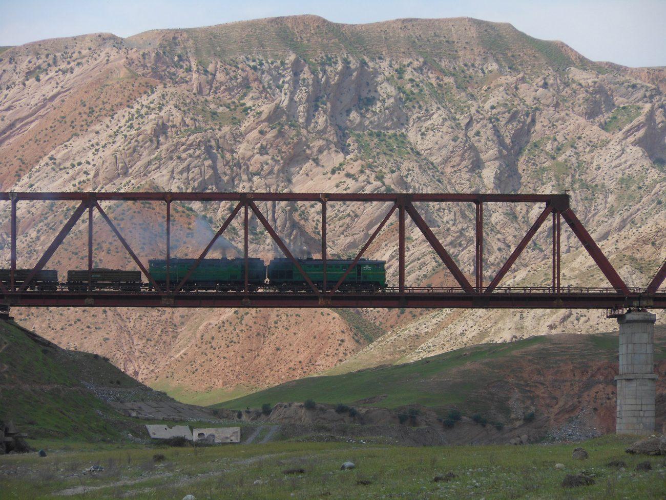 Sarband Eisenbahnbrücke