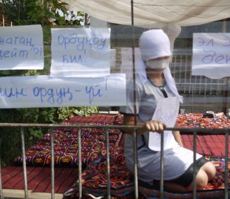Frauenrechte, Performance, Kirgistan, Ausstellung