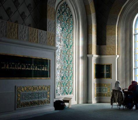 Moschee Chazret-Sultan Koran Astana Islam Kasachstan