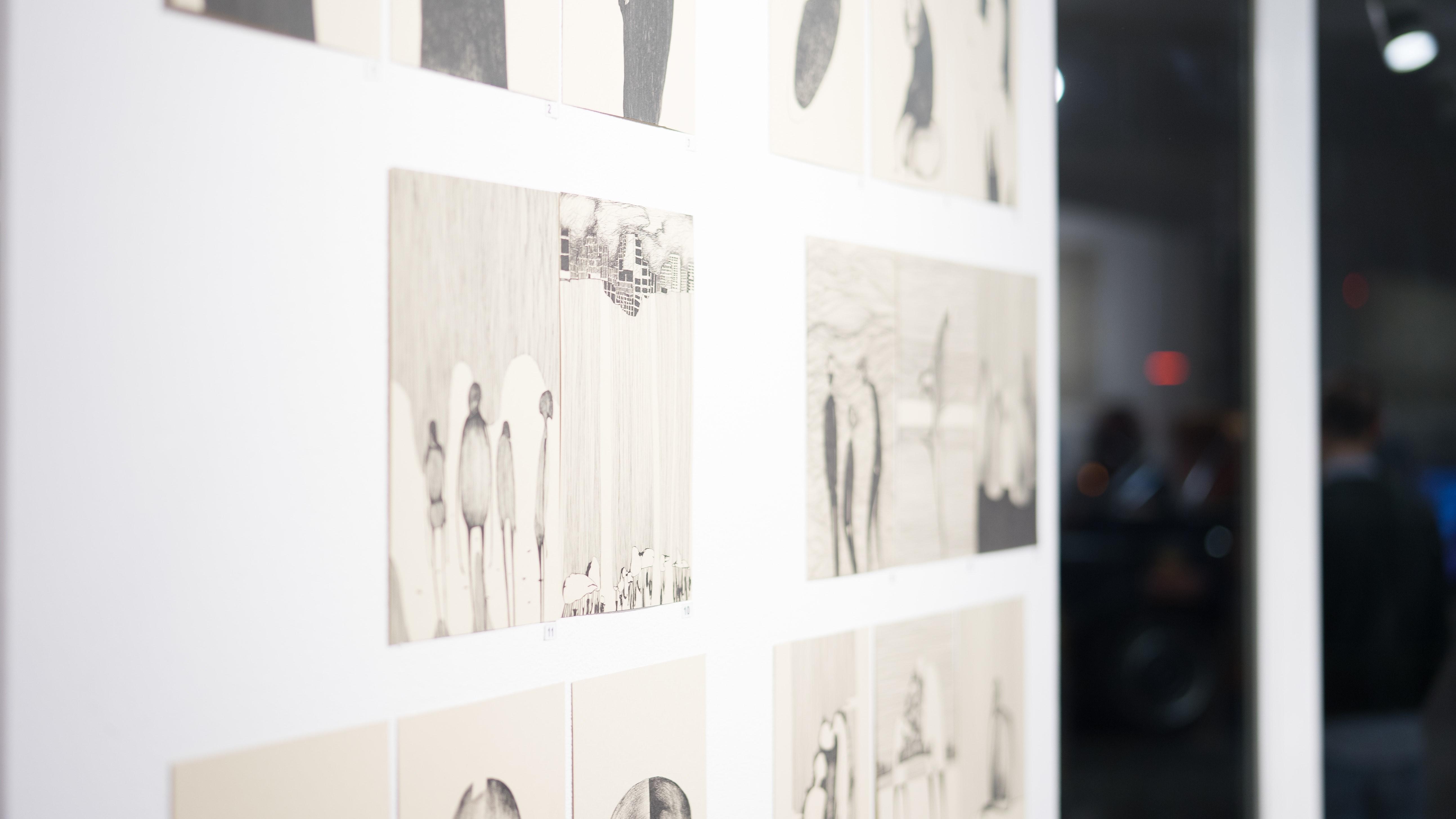 Kunst, Zeichnungen, Malerei