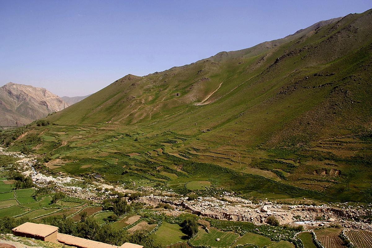 Parwan Provinzl Afghanistan