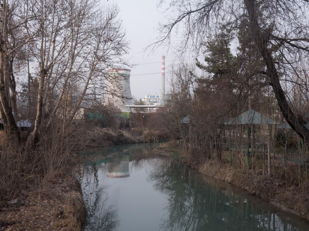 Duschanbe Heizkrafwerk Tadschikistan