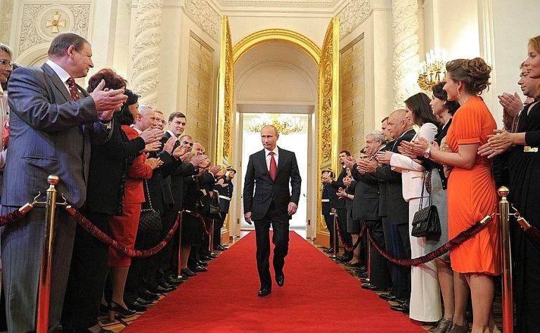 Putin 2012