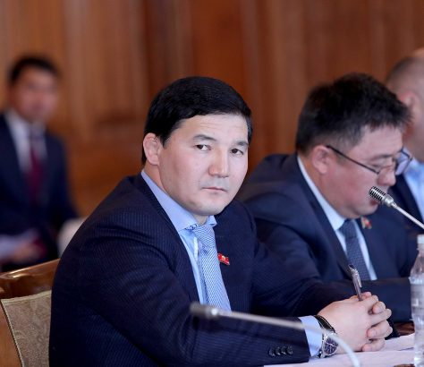 Abgeordneter, Parlament, Kirgistan