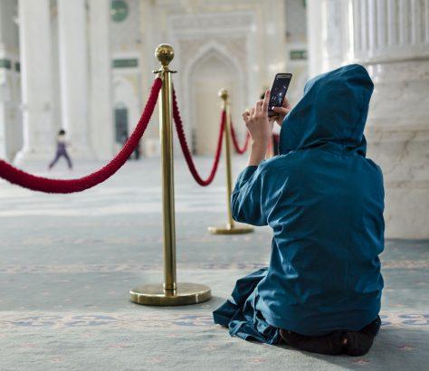 Chazret-Sultan Moschee Islam Astana Moschee iPhone