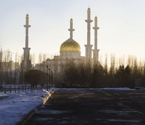 Nur-Astana Astana Kasachstan Moschee