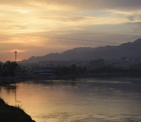 Zentralasien, Wasser, Fluss, Tadschikistan