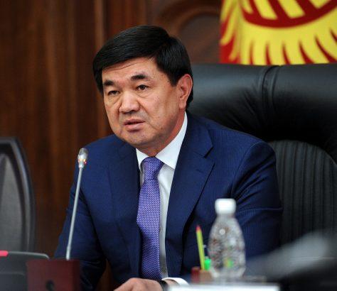 Kirgistan, Politik