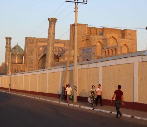 Samarkand Registon