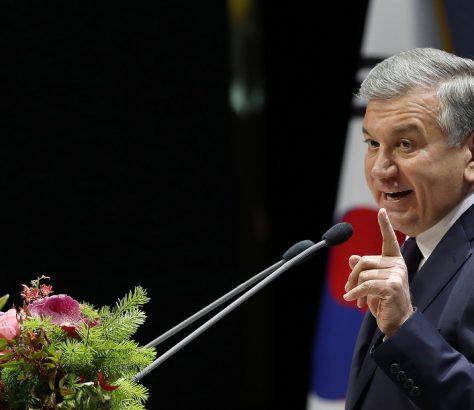Usbekistan, Präsident,