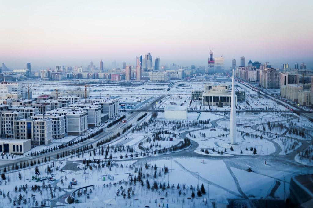 Astana Kasachstan Haupstadt