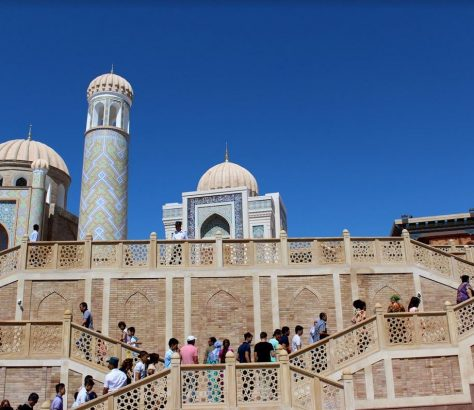 Mausoleum, Usbekistan, Karimov, Präsident