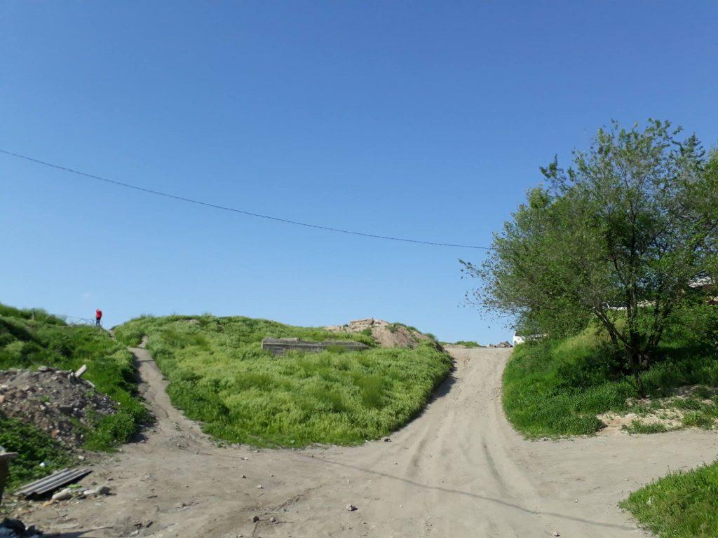 Geschichte, Bischkek, Ruinen