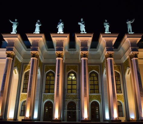 Kulturpalast Karagandy