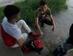 Myrk, Asozial, Jugend, Kirgistan