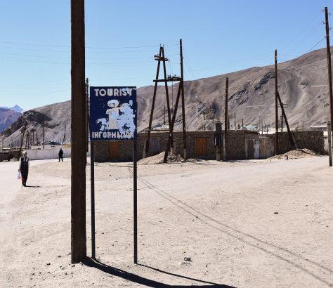 Tourismus Murghab Tadschikistan Pamir