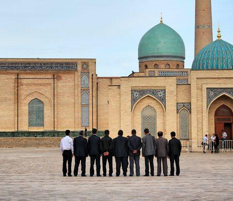 Hazrati Imam Madrasa Taschkent