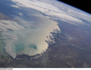 Kasachstan kaspisches Meer