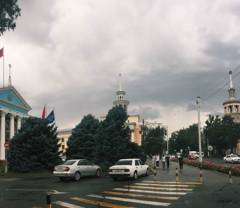 Zentrum Bischkeks
