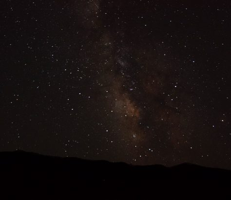 Sternenhimmel Son Kul Kirgistan