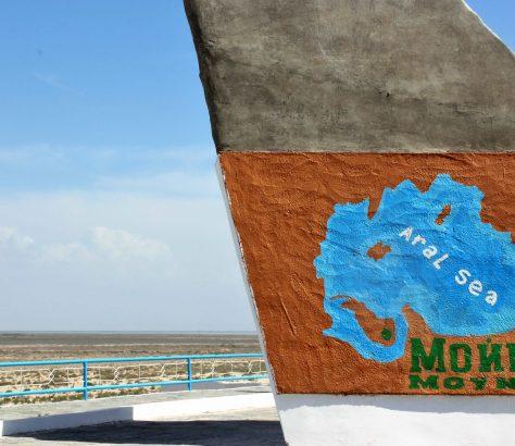 Muynak Aralsee Usbekistan