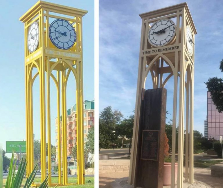 Uhr Taschkent