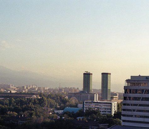 Duschanbe Tadschikistan Architektur