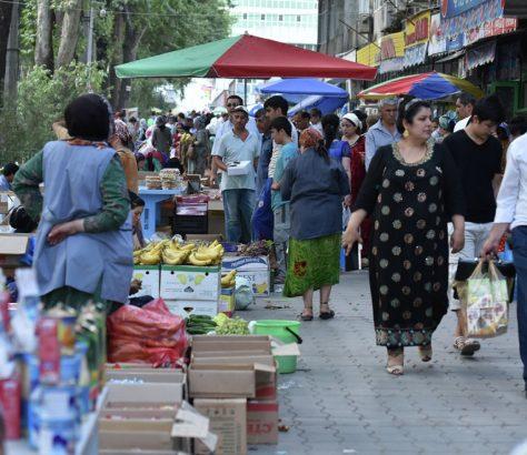 Markt in Duschanbe