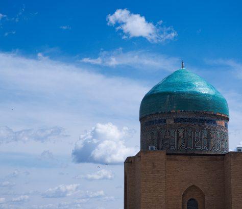 Turkestan Kasachstan Kuppel Timuridische Architektur