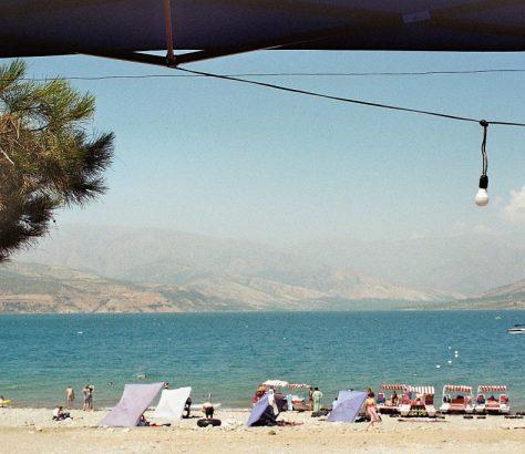 Tscharvak Usbekistan Sommer