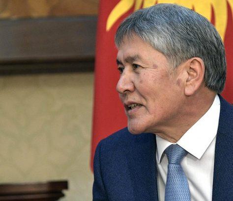 Almasbek Atambajew