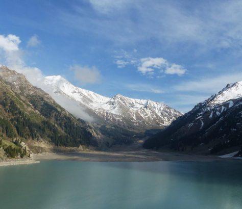 Almaty Kasachstan See