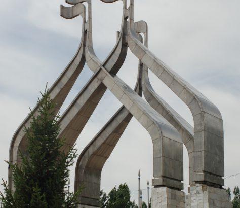 Manas Kirgistan Bild des Tages