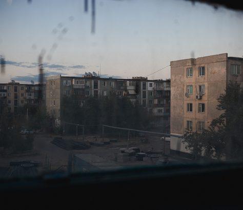 Sowjetische Architektur in Kasachstan