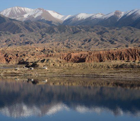 Issyk-Kul Kirgistan See