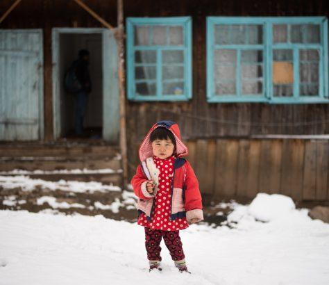 Nazik im letzten Schnee