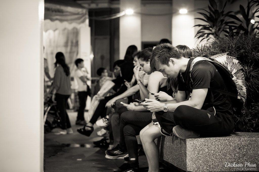 Smartphone, Jugendlicher