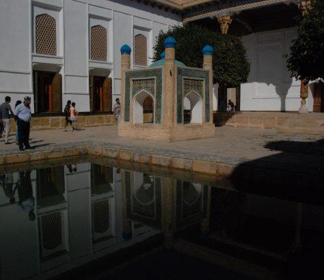 Schrein des Khoja Bachouddin Naqschbandi Usbekistan Buchara