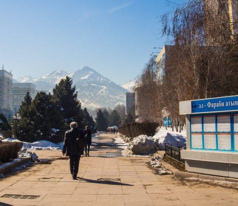 Al-Farabi-Universität in Almaty